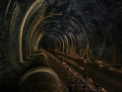 Tunnel Vision Alex Partin